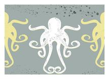 Octopus Trio by Leah Mowry