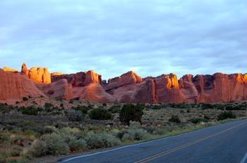 Utah Desert Sunrise