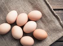 Rustic Eggs by Amy Roth