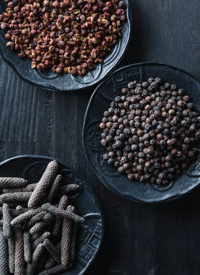 art prints - Assorted Peppercorns by Amy Roth