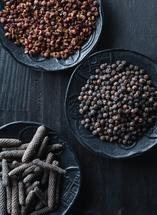 Assorted Peppercorns by Amy Roth