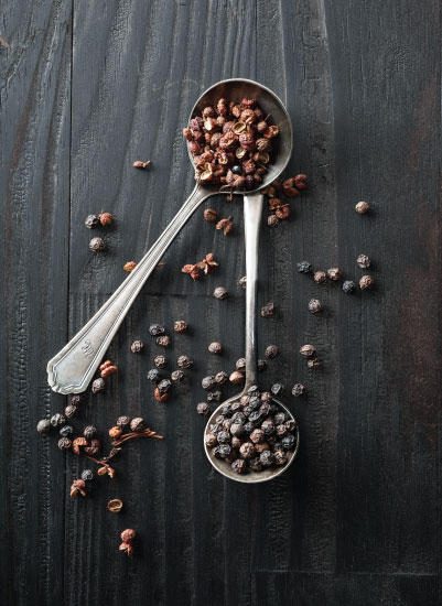 art prints - Spooning Peppercorns by Amy Roth