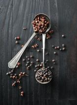 Spooning Peppercorns by Amy Roth