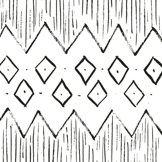 art prints - Feeling Tribal by Rachael Schendel