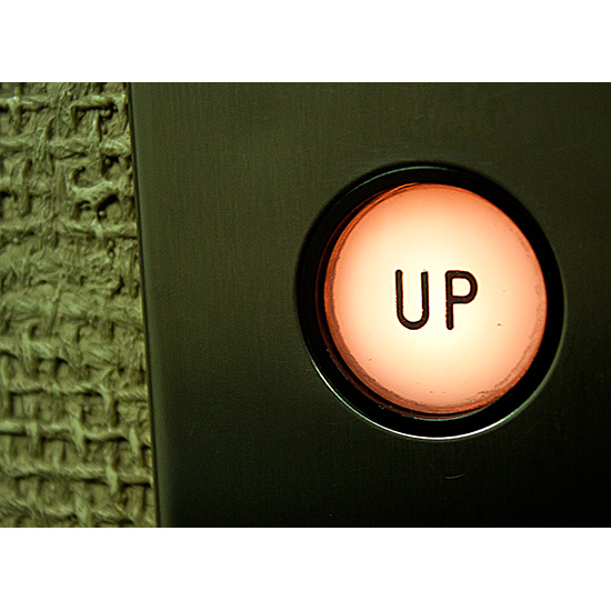 art prints - Up (Non-Stop) by Kevin Barrack