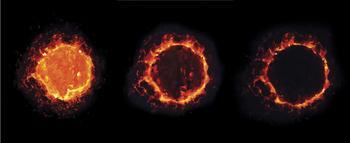 Eclipse Lava