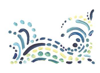 Blue Waves IV
