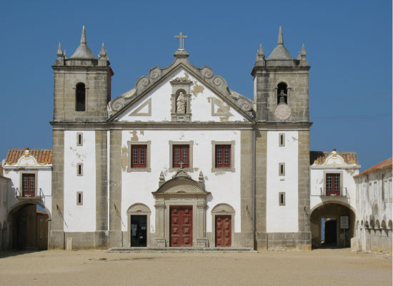 art prints - Church in Portugal by Richard Coble