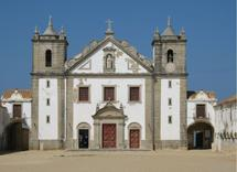Church in Portugal by Richard Coble
