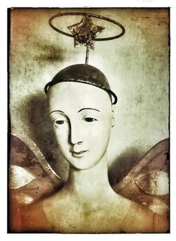 Grunge Angel