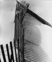 Storm Fence by Judith Moderacki