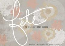 Fete for Baby by Christiana Hudson