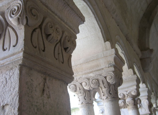 art prints - Columns to Inspire by Richard Coble