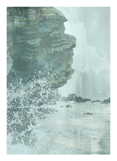art prints - Washed Over 3 by Melanie Severin