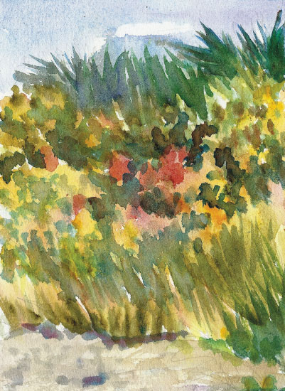 art prints - Dunes in Bloom by Joyously Yours