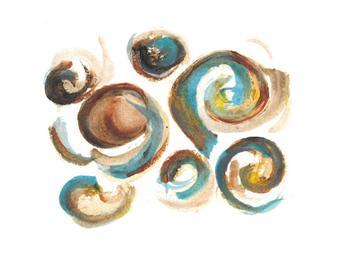Whimsical Swirl