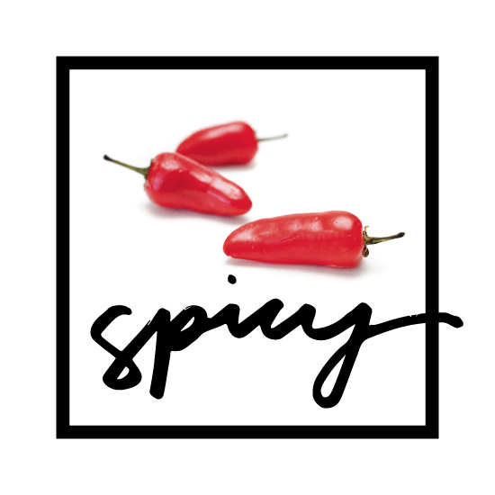 art prints - Spicy Peppers by Sarah Huener