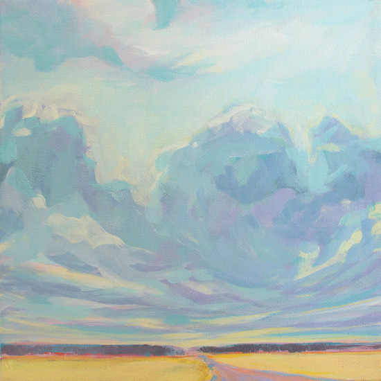 art prints - Big Sky Country by Vicki Rawlins