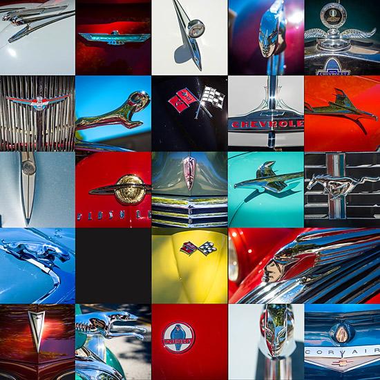 art prints - Car-Poster by Susan Fan-Brown