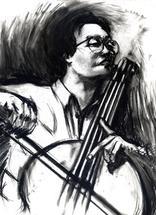 The Cellist by Kristen Panlilio