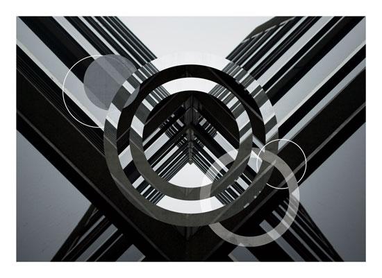 art prints - City Spiral by Carolyn Sexton