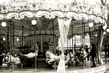 the merry go round