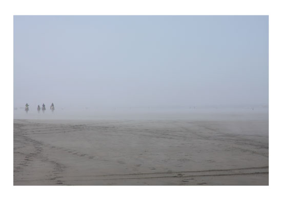 art prints - Off in the Fog by Sue Minor