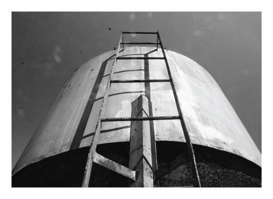 art prints - Aluminum Sky by The Carillos