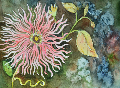 art prints - Bloom where you are Planted by Kristen Panlilio