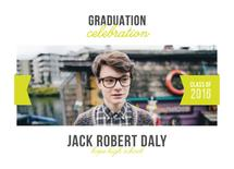 Geeky Grad Celebration by Pop and Shorty