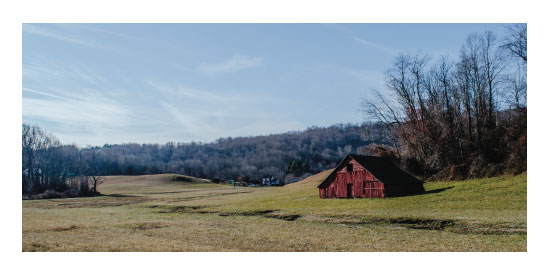art prints - Down in the Valley by lone lens photography