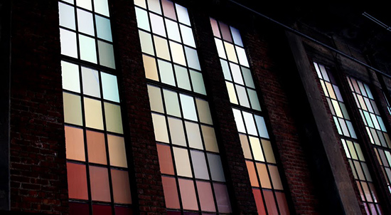 art prints - Highline stained glass by notinsidethebox