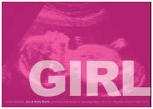 Gender Announcement by Christiana Hudson