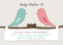 Baby Makes 3 Little Bir... by Hannah Fintelman