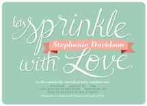 Sprinkle with love by Jen Pepper