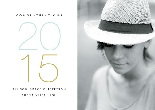 graduation announcements - Doubled up by Stacey Meacham