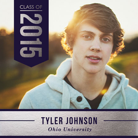 graduation announcements - Your Time to Shine by Peppermill Creative