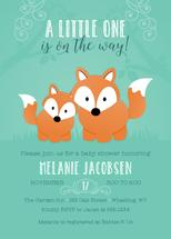 Friendly Fox by Little Bees Graphics