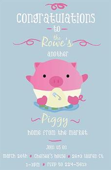 Piggy went to the Market