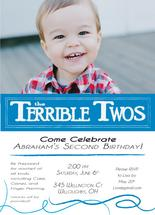 Terrible Twos by Leah Mowry
