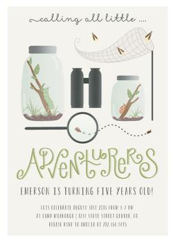 Little Adventurers