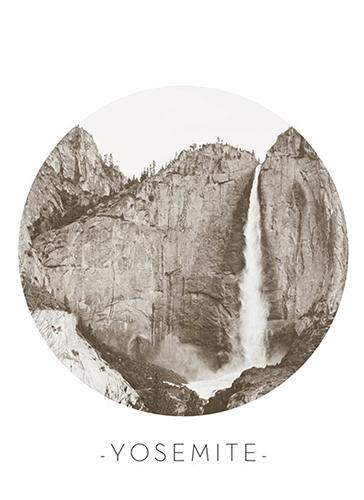 art prints - Yosemite by Sherei Co.