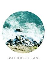 Pacific Ocean by Sherei Co.