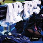 OneTeamOneDream by Cathleen Bronsky