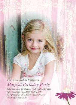 Magical Fairy Birthday