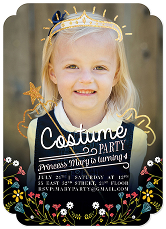 party invitations - Children's Birthday Party Invitation by Ivana Aleksov
