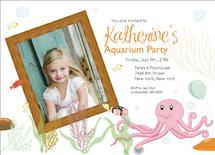 Aquarium party by Dalitso Malikebu