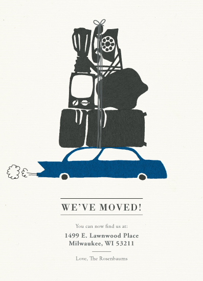 moving announcements - Mid-Century Move by Andy Fehrenbach