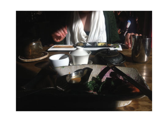 art prints - The Tea Room by CVH Design