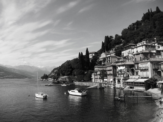 art prints - Lake Como Italy by Shannon Jacobs